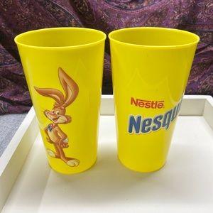 🟨NESQUIK cups
